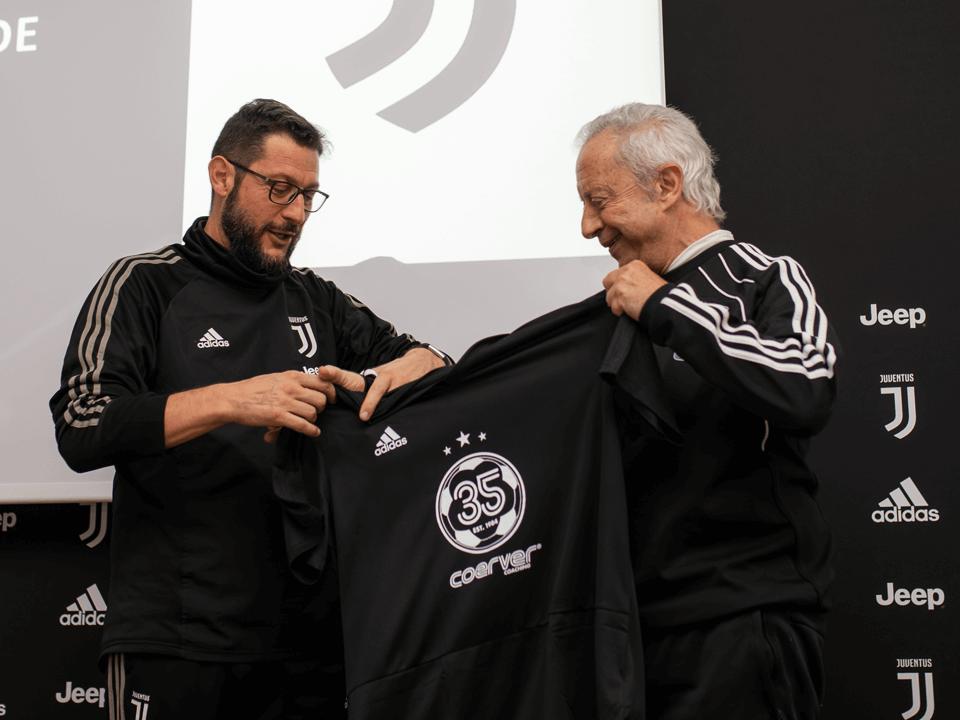 Coerver & Juventus