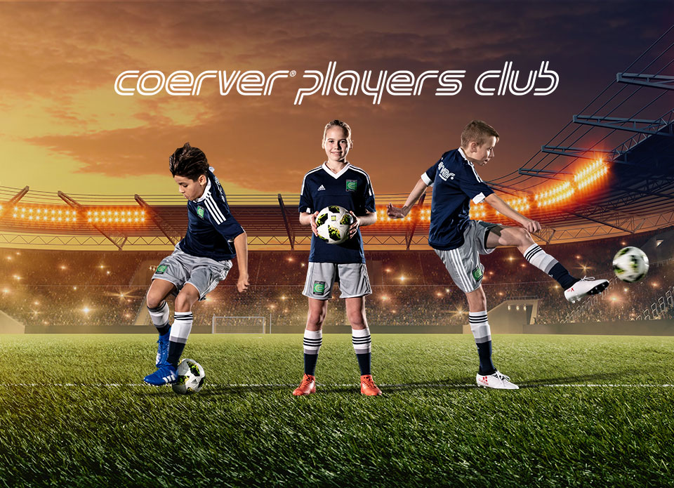 Summer Football Challenge - Just 4 Weeks To Go | Coerver Coaching