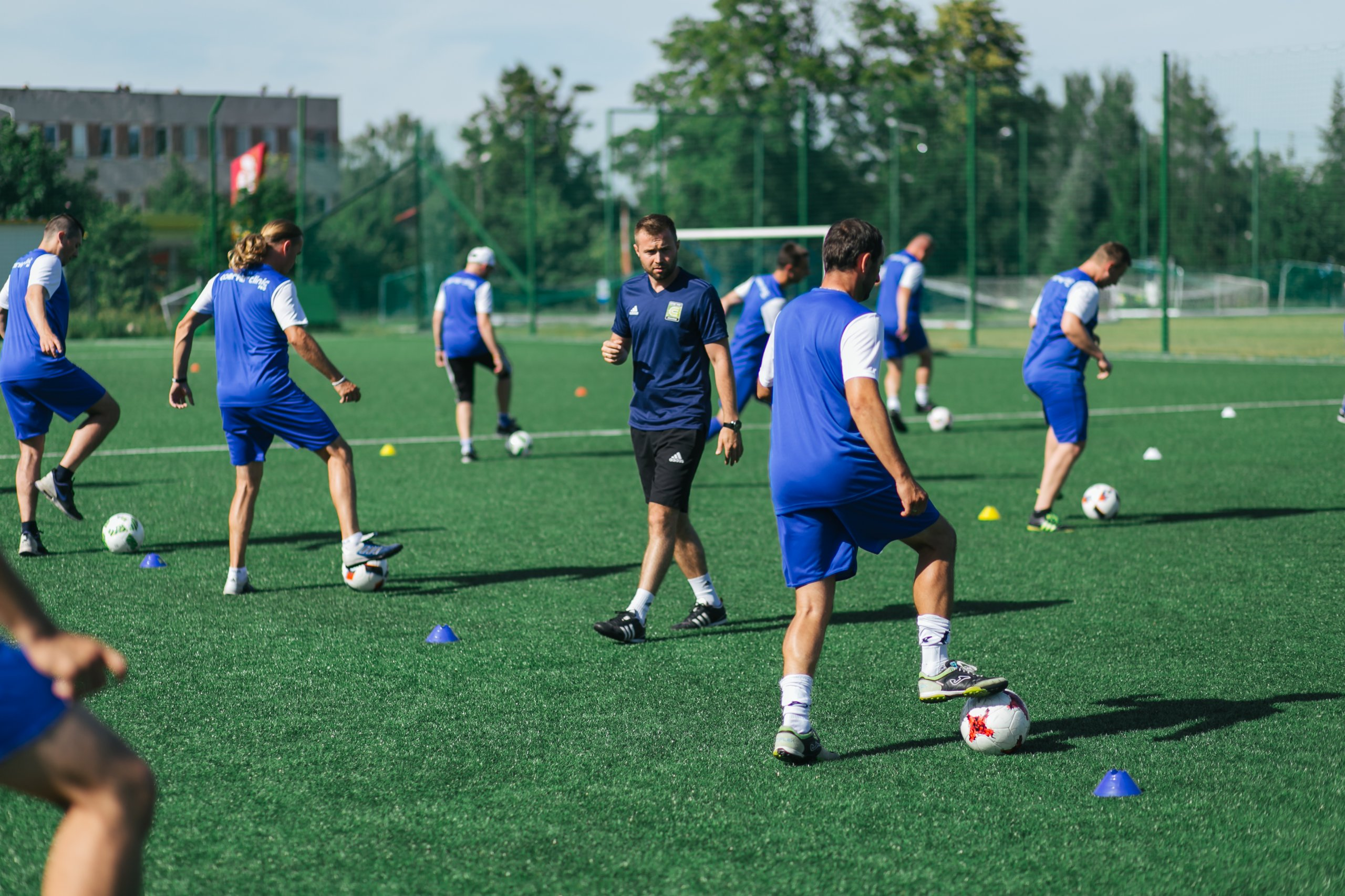 About Coerver Coaching